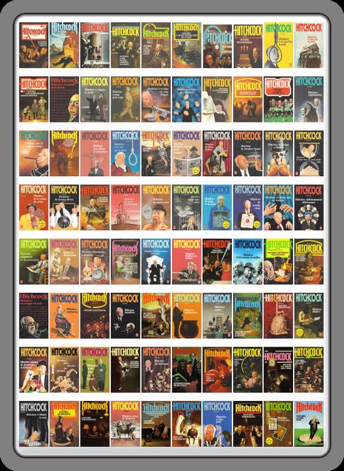 [Pack] Alfred Hitchcock Présente - (81 ebooks)