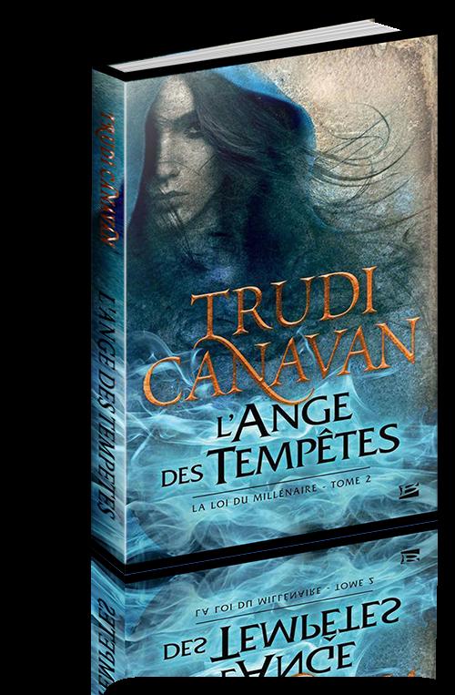 Trudi Canavan - L'Ange des Tempetes