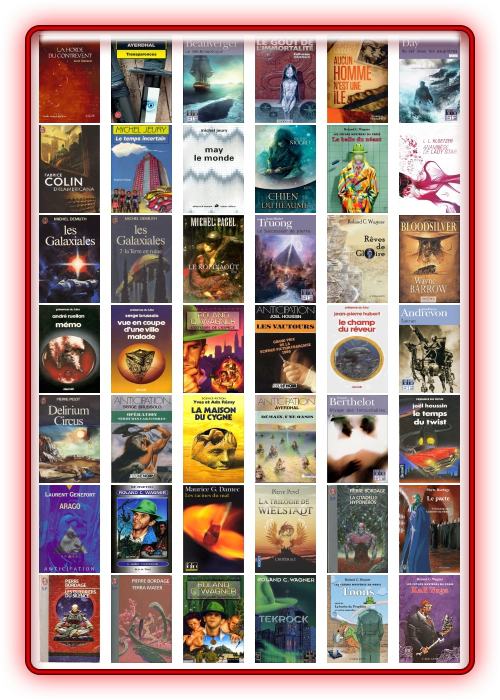 [Pack] Grand Prix de l'Imaginaire (1974-2015) - 47 ebooks