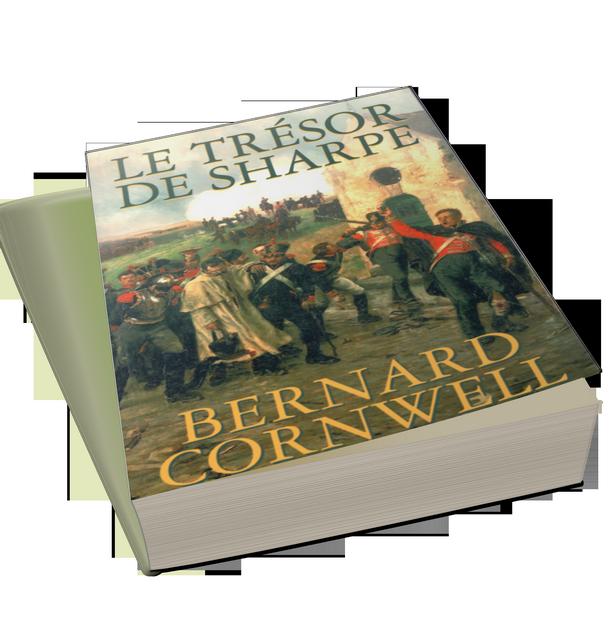 Bernard Cornwell - La saga de Sharpe (T2-Le trésor de Sharpe)